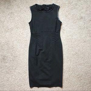 Dark Grey Midi Dress by Premise